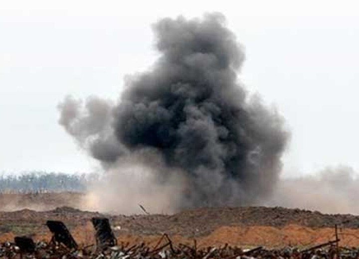При взрыве на военном полигоне в Кузбассе погибли двое гражданских