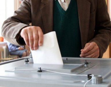 В Новокузнецке состоялись выборы в областной Совет Кемеровской области