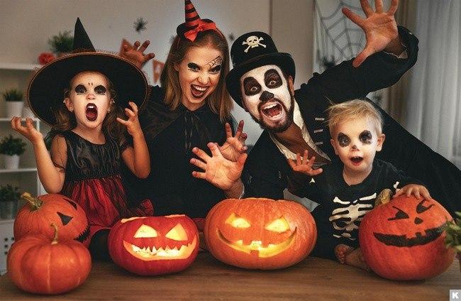 Самая жуткая ночь в году: как Хеллоуин отмечают в разных странах мира