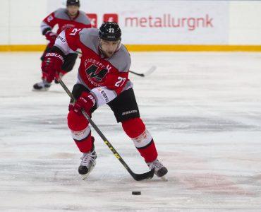 Сегодня хоккеисты «Металлурга» встретятся с «Химиком» из Воскресенска