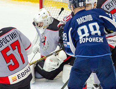 «Металлург» в Высшей лиге одержал третью победу подряд