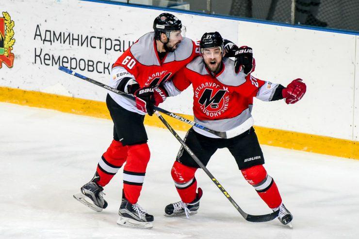 Новокузнецкий «Металлург» одержал пятую победу подряд, переиграв «Торос»