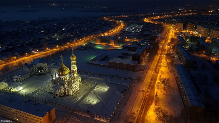 Топ-5 необычных зданий Новокузнецка