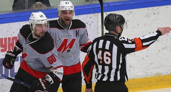 «Металлург» повторил рекорд сезона Высшей хоккейной лиги