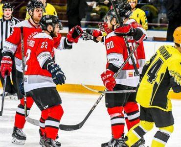 Хоккеисты «Металлурга» вышли в плей-офф