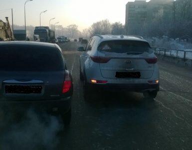 В Новокузнецке разыскивают очевидцев аварии