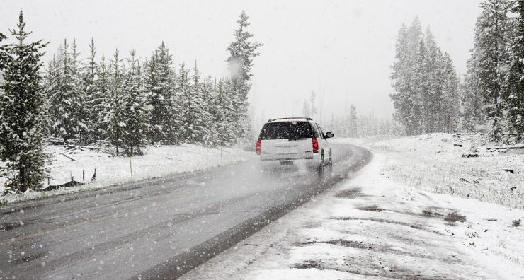В Кузбассе ожидаются метели и снегопады