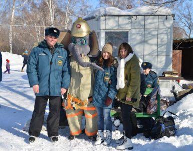 Пожарные устроят флешмоб в Новокузнецке