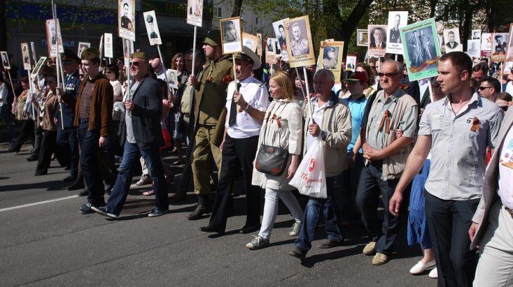 9 мая в Новокузнецке ограничат движение транспорта