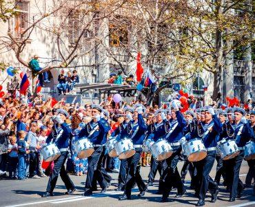 В управлении культуры назвали праздничные мероприятия, которые пройдут в Новокузнецке к дню Победы