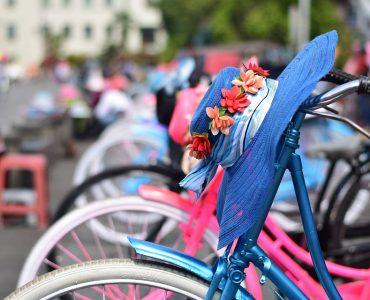 В ГИБДД Новокузнецка напомнили правила езды на велосипеде