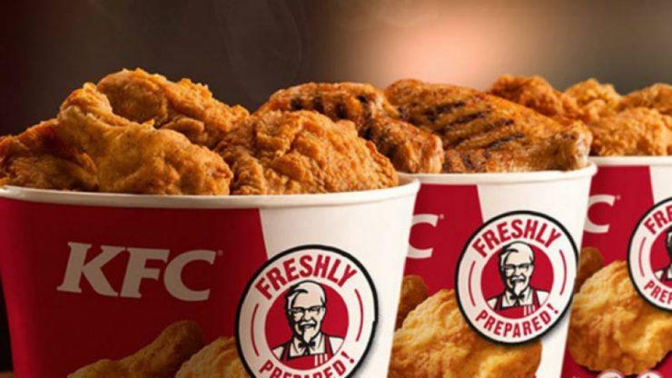 Сеть KFC построит еще одно кафе на Советской площади