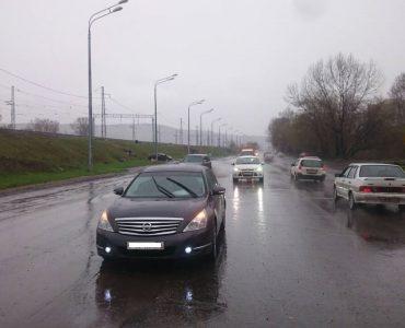 В Новокузнецке разыскивают очевидцев ДТП