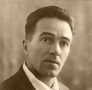 Георгий Николаевич Афанасьев. Врач-терапевт. Заведующий терапевтическим отделением в 1930-1941 гг