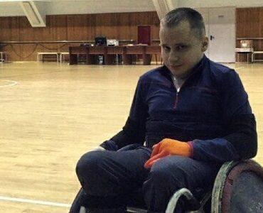 Андрей Павленко: «Нам надо немного – всего лишь зал и коляски»